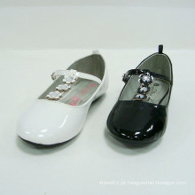 Novo estilo china crianças sapatos sapatos casuais meninas