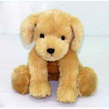 Nettes lebensechtes weiches Haustier-Spielzeug gefülltes Hundespielzeug-Plüsch-Tier