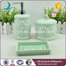 3pcs conjunto de acessórios de cerâmica quente hot-venda