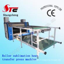 Machine de transfert de chaleur de sublimation de rouleau de machine de sublimation de presse de chaleur de grande taille Machine de transfert de chaleur de rouleau de machine de sublimation de taille I