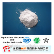 DKP Food Grade Fosfato de Dipotássio, tampão, emulsionante, agente antioxidante e sinergico --- fábrica