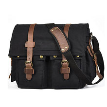 Einfache Kinder Laptop leere Messenger Bag