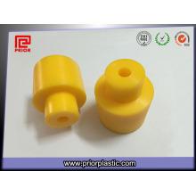 Rouleau de HDPE résistant aux UV jaune pour l'usage extérieur
