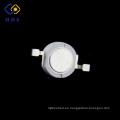 Emisor llevado de alta potencia azul de 5W 460nm para crecer la iluminación
