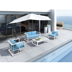 2017 Hot Design PE Rattan Patio Furniture