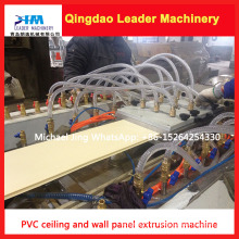 PVC Wall Panel and Ceiling Panel Making Machine