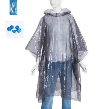 Ponchos Rainforest LDPE Dewasa
