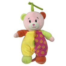 Music Bear Hammock Toy