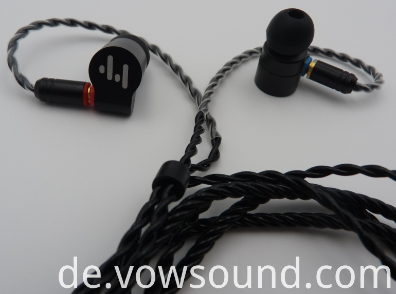 Hybrid Driver HIFI Earphone