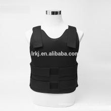NIJ IIIA concealable bullet proof vest military tactical jacket form China suppliers