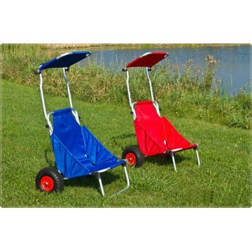 Folding Chair Carts,Fishing beach trolley,Beach Cart