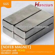 N42 неодимовый магнит прямоугольник в различных размеров для продажи