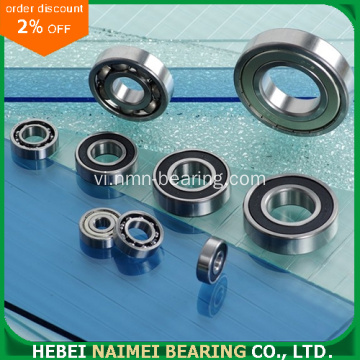 6003-2RS Sealed Radial Ball Bearing 17x35x10