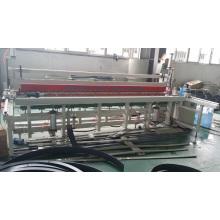 Máquina de dobra de plástico PVC Zw5000
