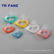 Various Type Medical Disposable Anesthesia Face Mask