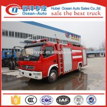Dongfeng 4000liter fire truck manufacturers europe