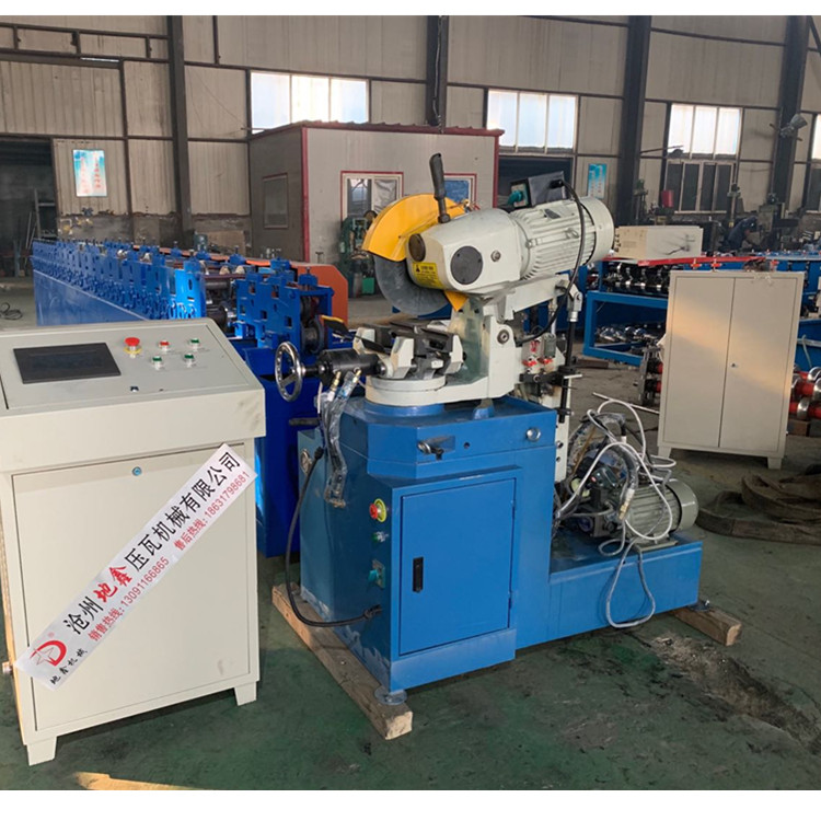 Gi Pipe Making Machine