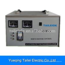 SVC régulateur de tension automatique 10kw AC pour réfrigérateur