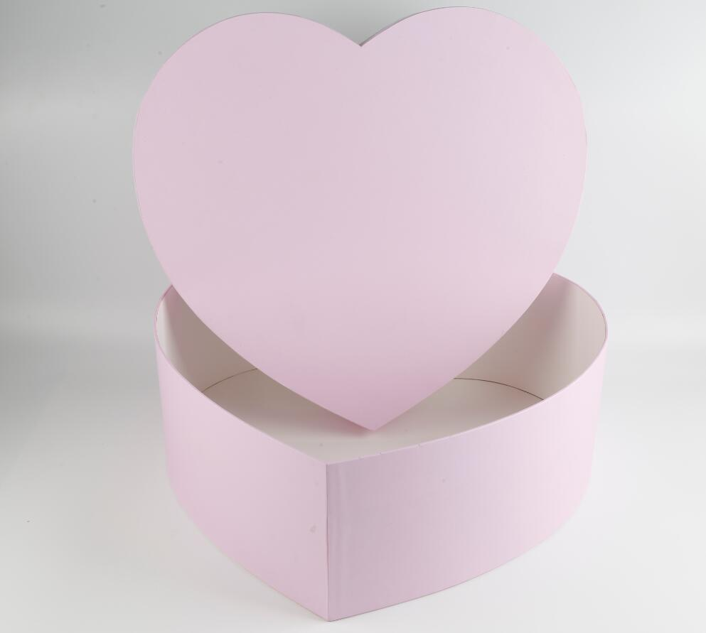 heart flower box