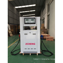 Pompe à gaz Zcheng Mini Panda Series Distributeur de carburant Double buse