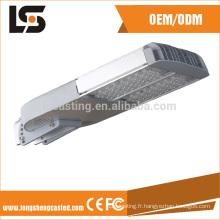 2017 Nouveau Design En Aluminium PC moulage sous pression LED extérieur rue paysage logement de la lumière