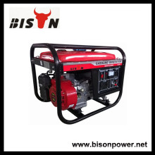 BISON (CHINA) BS3500 generador de gasolina portable multipower de energía verde con motor Honda