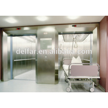21person hospital elevator cheap price from Delfar 1600kg