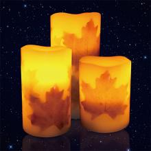 Batteriebetriebene LED-Kerze mit Fernbedienung für USA-Markt