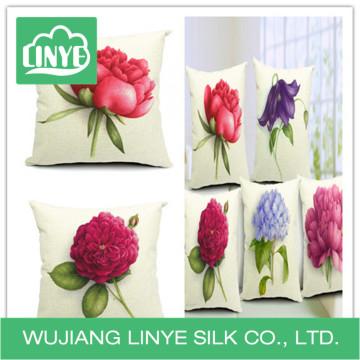 Almofadas de sofá de algodão