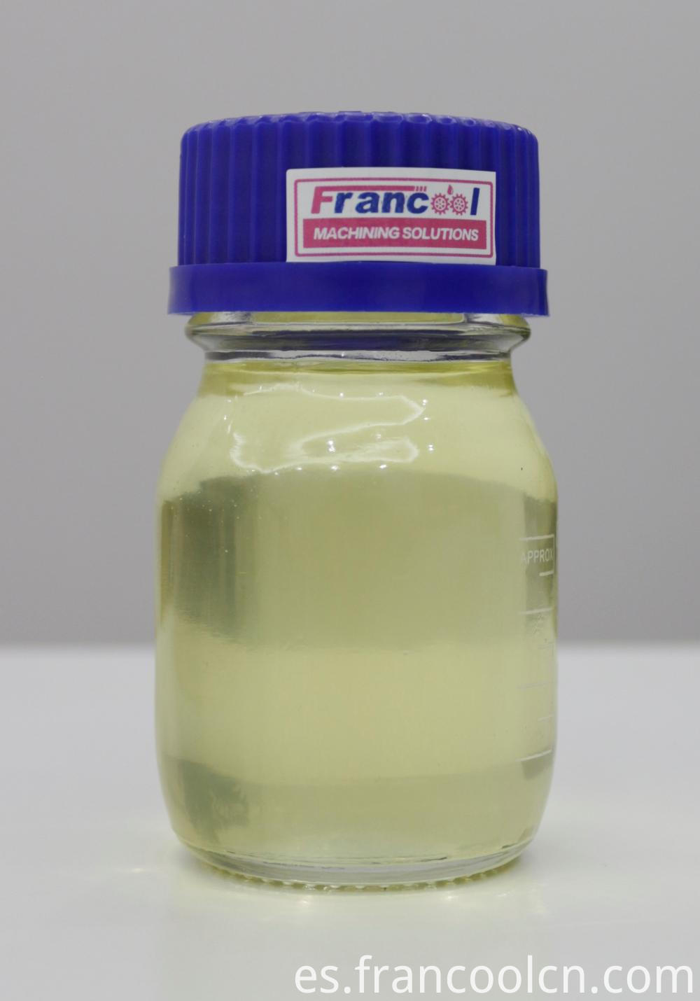 semi-synthetic magnesium alloy cutting fluid