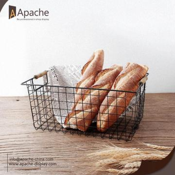 Metal Storage Basket New Design Bread Basket