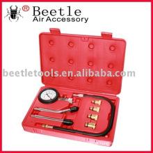 Kit detector de pressão do cilindro, detector de carro, testador de carro