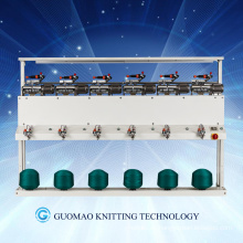 auto totalmente alta velocidad lana hilo bobinado machine(GUOSHENG)