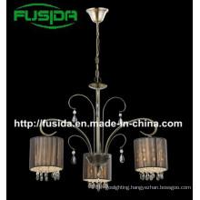 2014 Tranditional Line Cloth Chandelier Lighting (D-8162/3)