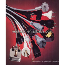 Продать кабели, провода Ассамблеи, кабель Сплит, разделитель кабели, Сплит разъем, кабель сплиттер, удлинители питания.