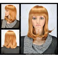 Новейших синтетических волос парик (модель-ЕО-Е)