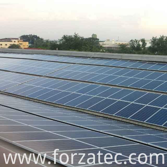1MW Photovoltaic Power Plant