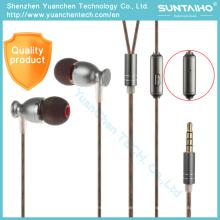 Auricular atado con alambre in-ear de alta calidad S1 para el teléfono móvil