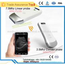 Transducteur à ultrasons vendant le plus chaud 2016 pour iphone / ipad / smart phone