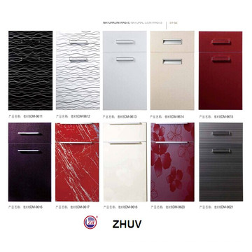 High Gloss Acrylic MDF Panel for Cabinet Doors