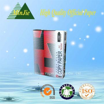 China fabricante caliente venta buena calidad A4 papel de copia para oficina
