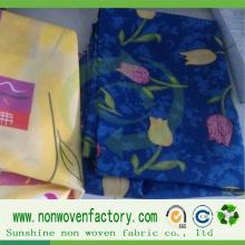 Tissu non tissé de couverture non-tissée de matelas de tissu de Spunbond