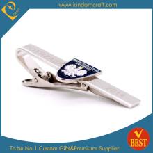 2015 Custom Badge Form Metall Krawatte Clip für Dekoration