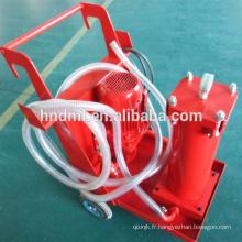 Purificateur d'huile portable Chariot de filtre pour purificateur d'huile industrielle fabriqué par le fabricant de porcelaine