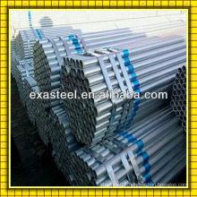Galvanized scaffolding steel pipe en39