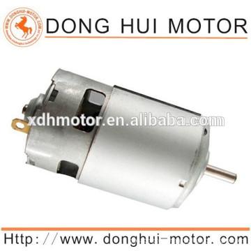 12v dc electric motor RS-775 for fan motor permanent magnet dc motor