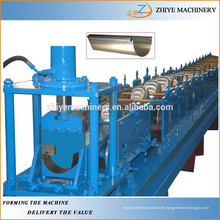 Rodillo de la cuneta que forma / rodillo de la pipa de lluvia que forma la máquina