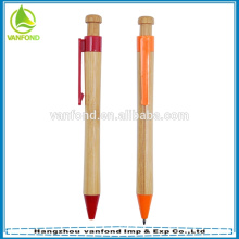 Горячие Продажа высочайшего качества эко рекламных бамбука ручка для офиса стационарные