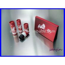 2014 nuevo producto papel cosmético embalaje