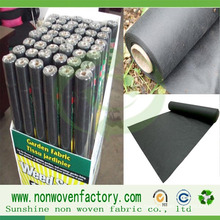 Anti-Weed Nonwoven Fabric for Weed Control